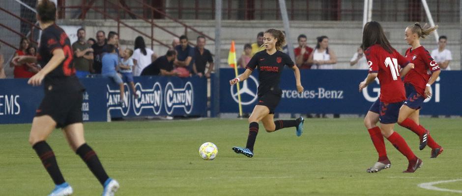 Temp. 19-20 | Osasuna - Atlético de Madrid Femenino | Laia