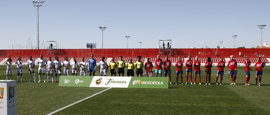 Temporada 19/20 | Atlético de Madrid Femenino - EDF Logroño | Equipos