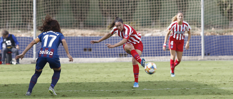Temporada 19/20 | Atlético de Madrid Femenino | Charlyn