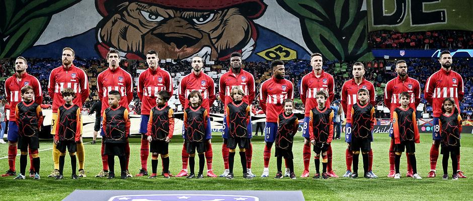 Temporada 19/20 | Atlético de Madrid - Liverpool | La otra mirada | Once