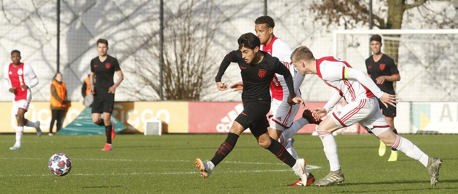 Temp. 19-20 | Ajax - Atlético de Madrid | Youth League |