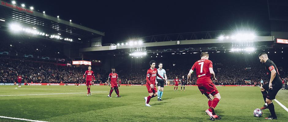 Temporada 19/20   Liverpool - Atlético de Madrid   La otra mirada   Koke, Anfield