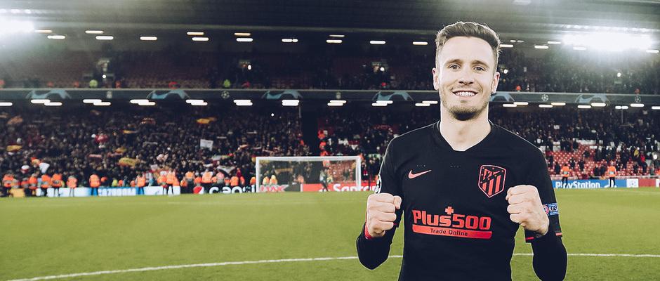 Temporada 19/20 | Liverpool - Atlético de Madrid | La otra mirada | Saúl