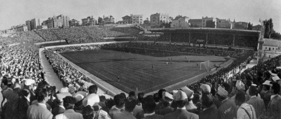 Stadium Metropolitano 9