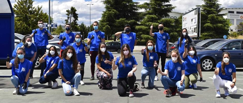 Gran Recogida Carrefour Voluntarios