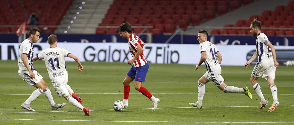 Temp 19/20 | Atlético de Madrid - Valladolid | Joao Félix