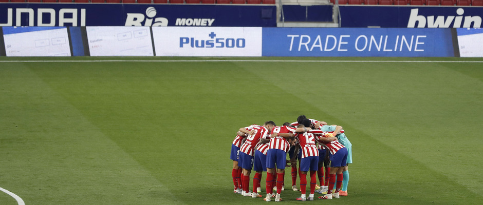 Temp. 19-20 | Atlético de Madrid - Real Betis | Piña