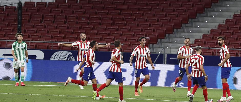 Temp. 19-20 | Atlético de Madrid - Real Betis | Celebración