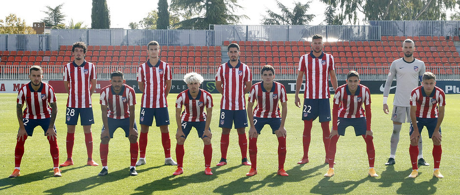 Temp 2020/21 | Atlético de Madrid B - Poblense | Once