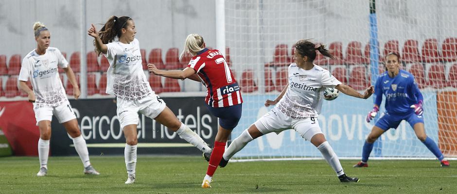 Temp. 20-21 | Atleti Femenino-Logroño | Duggan