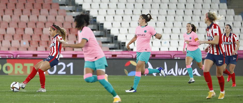 Temporada 20/21 | Supercopa| Atleti - Barcelona | Deyna