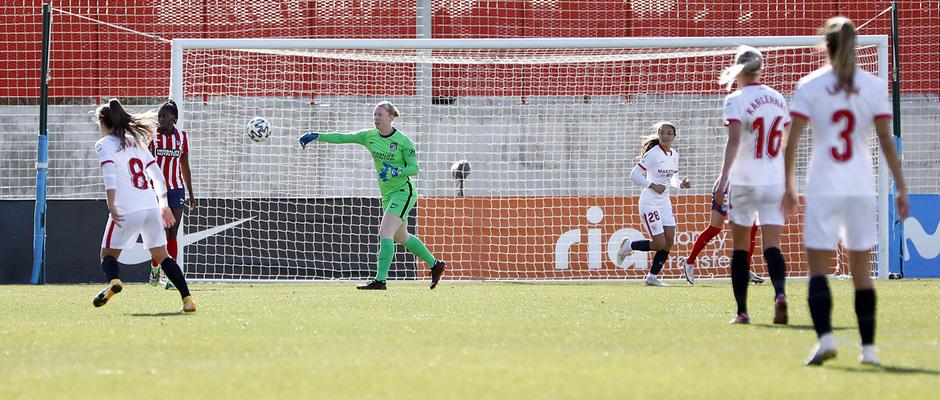 Temp 2020/21 | Atleti Femenino-Sevilla | Lindahl