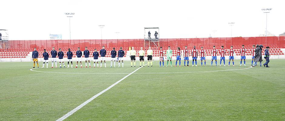 Temporada 2021/22 | Atlético de Madrid Juvenil A - Porto | Youth League | Equipos