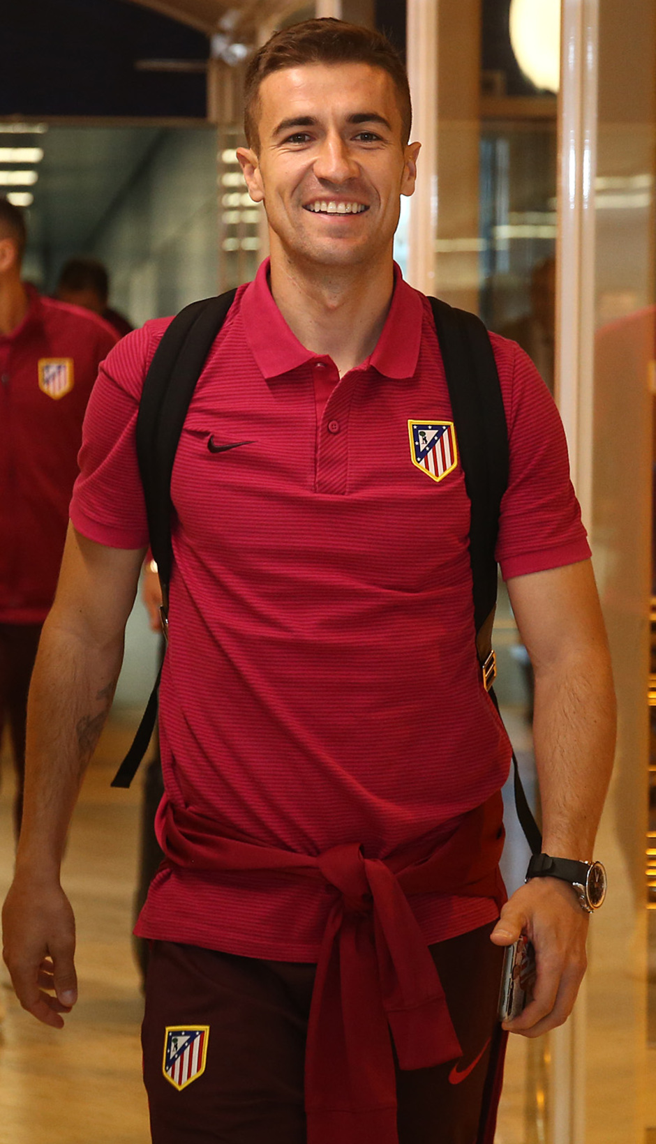 Temp. 16-17. Llegada a Sevilla | Gabi