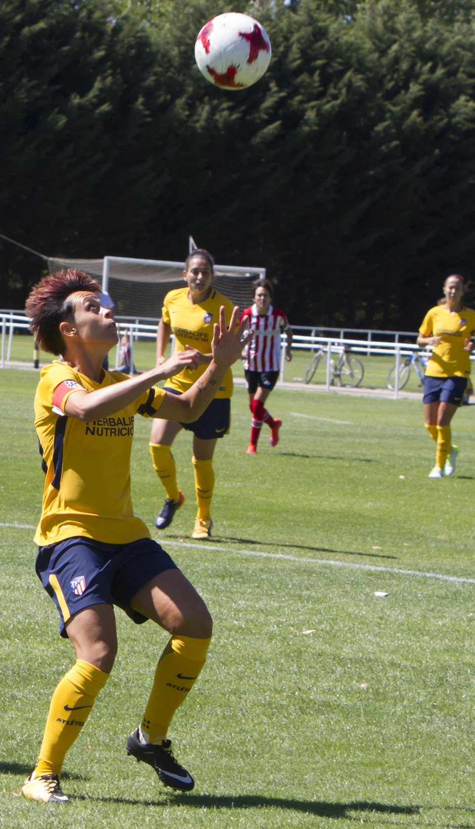 Temp. 17-18 | Amistoso: Athletic Club-Atlético de Madrid Femenino | Amanda