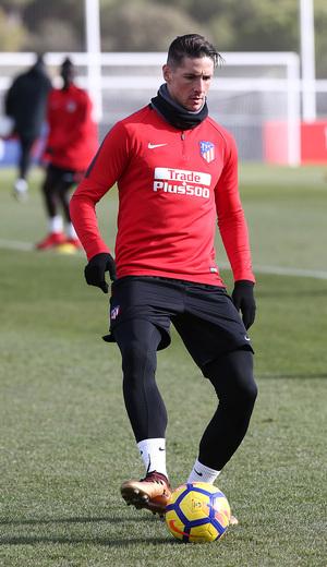 Temporada 17/18   01/12/2017   Entrenamiento primer equipo   Torres
