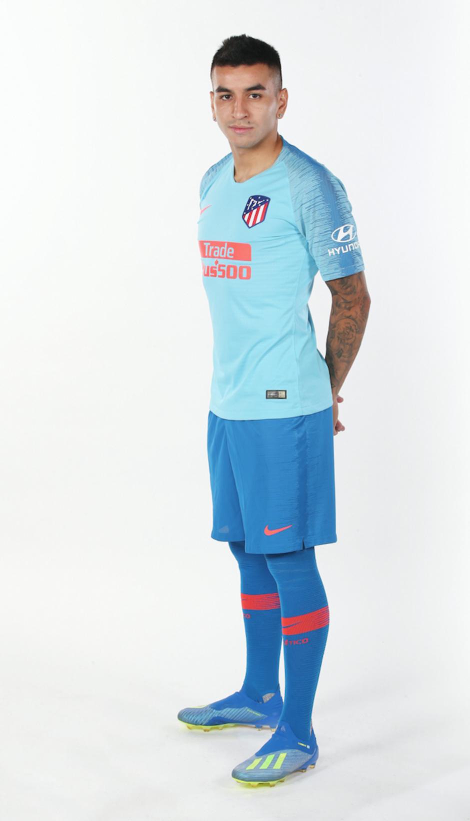 Ángel Correa |Segunda equipación 2018-19