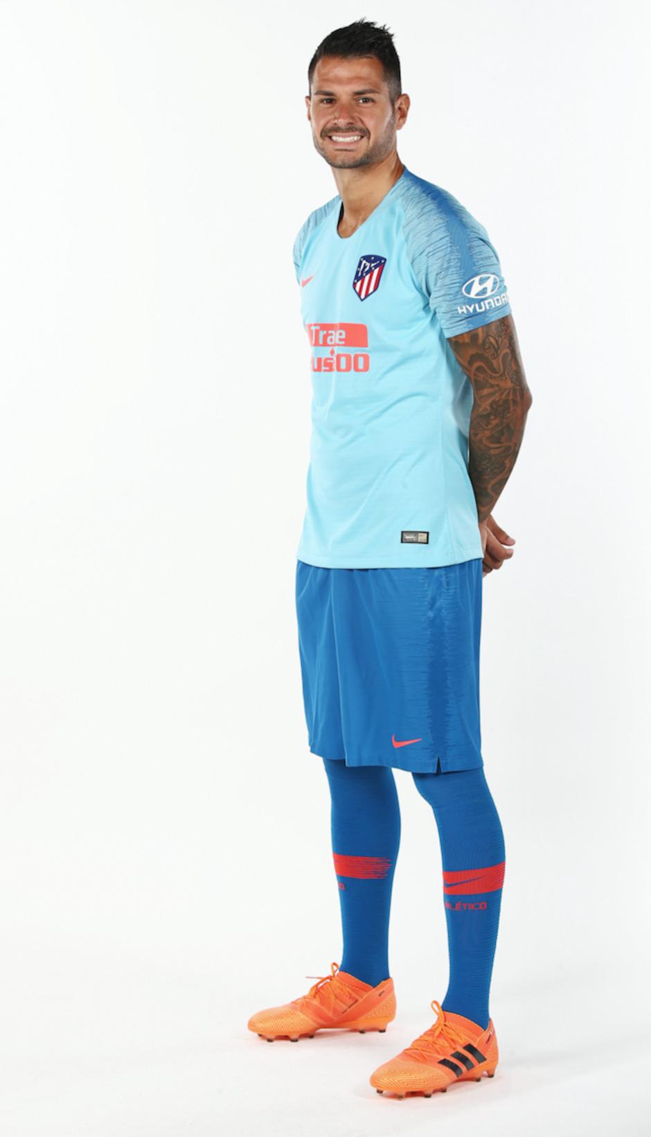 Vitolo |Segunda equipación 2018-19