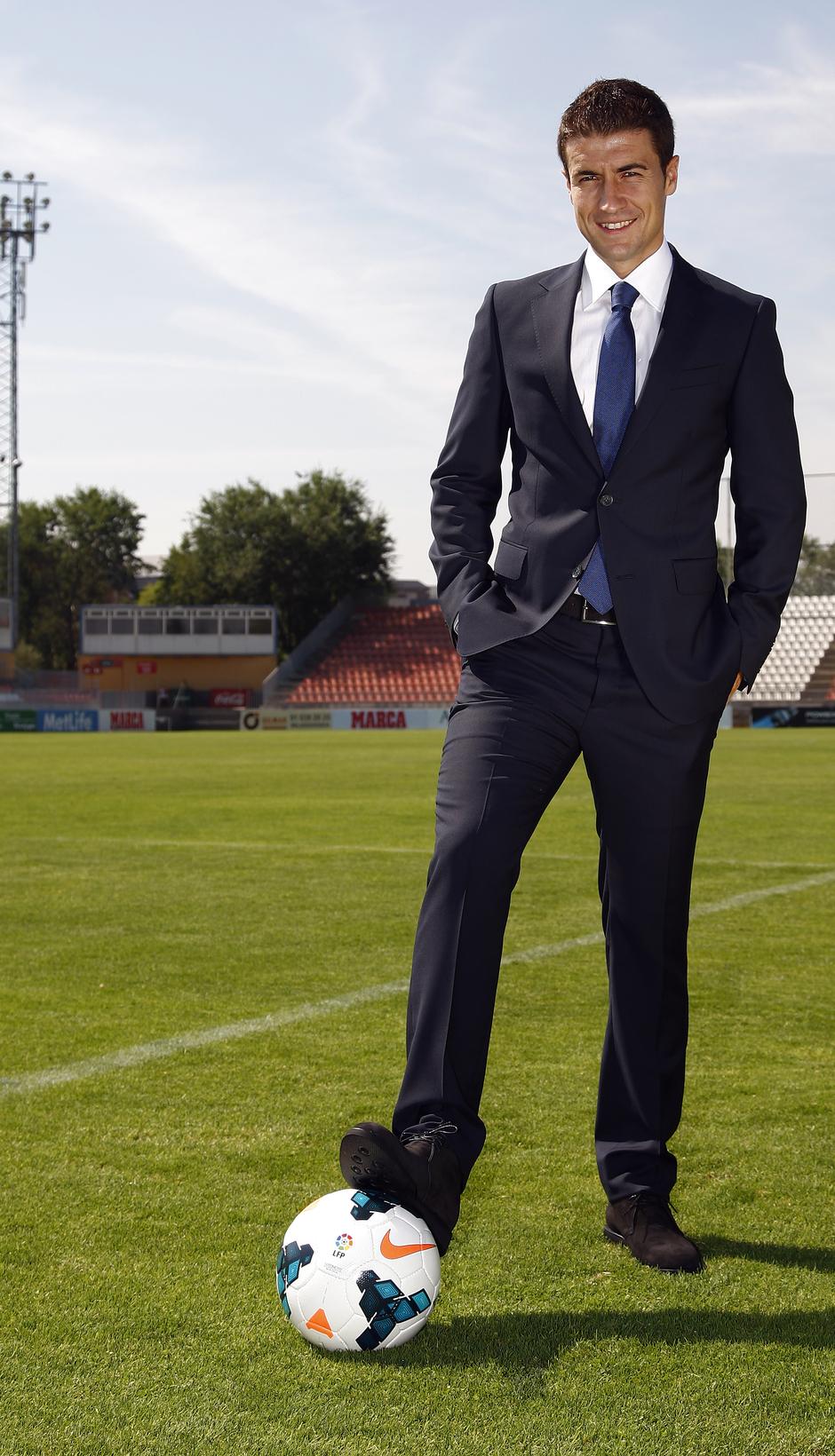 El Atlético apuesta por la elegancia de Roberto Verino