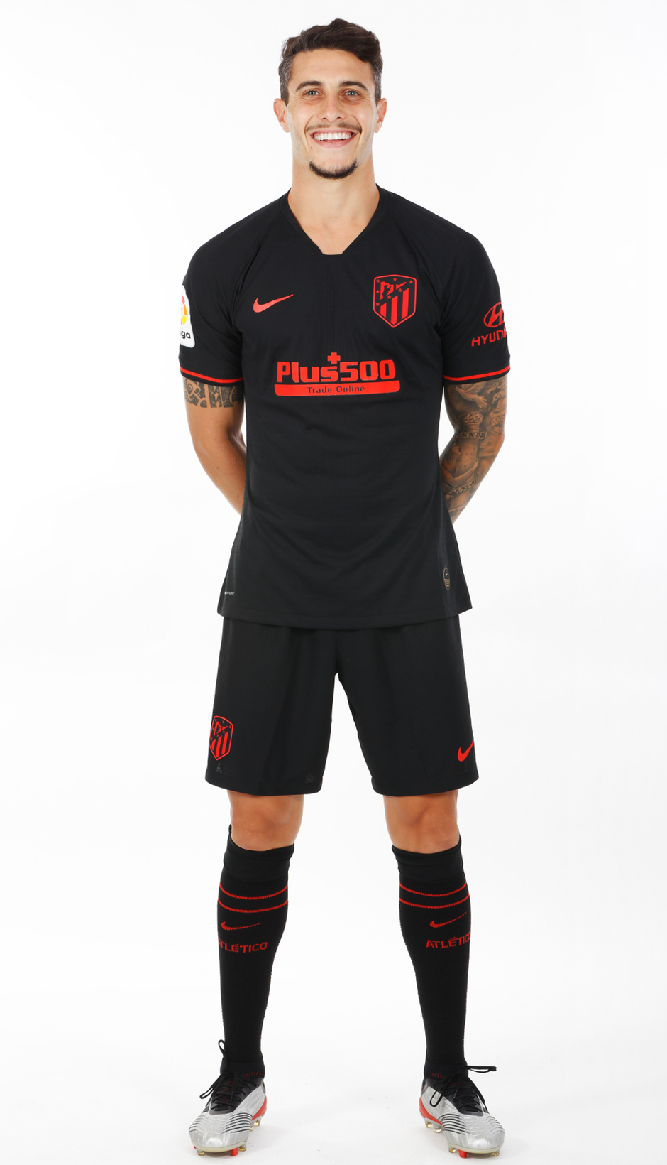 Temp. 2019-20 | Segunda equipación | Mario Hermoso