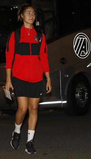 Temp. 19-20 | Llegada Atlético de Madrid Femenino a Raleigh | Laia