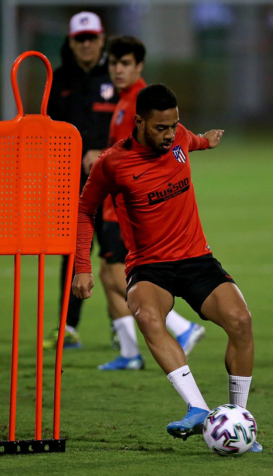 Temp. 19-20   Supercopa de España   Training Centre Al Ahli   Lodi