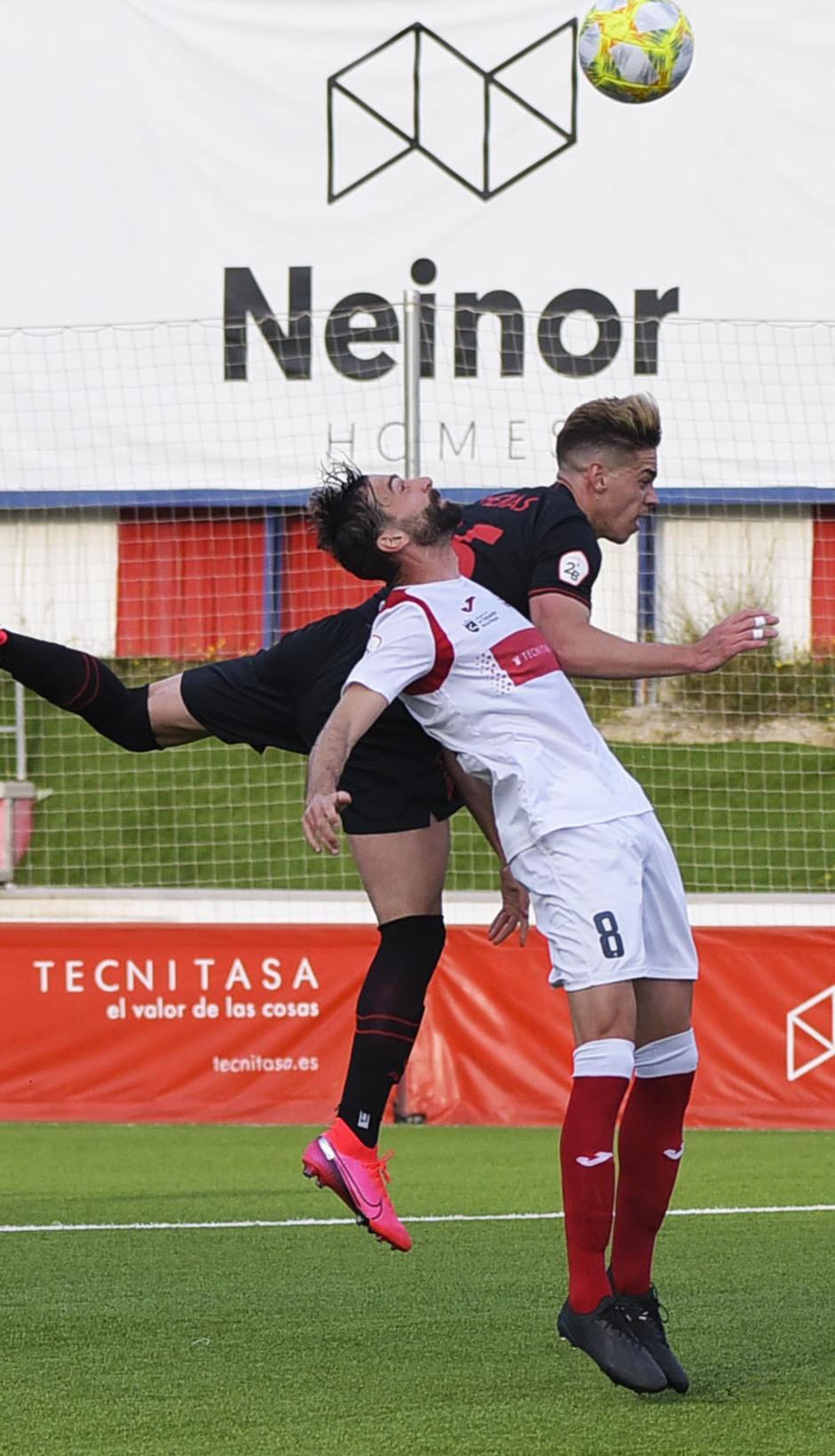 Temp. 19-20 | UD Sanse - Atlético de Madrid B | Mejías