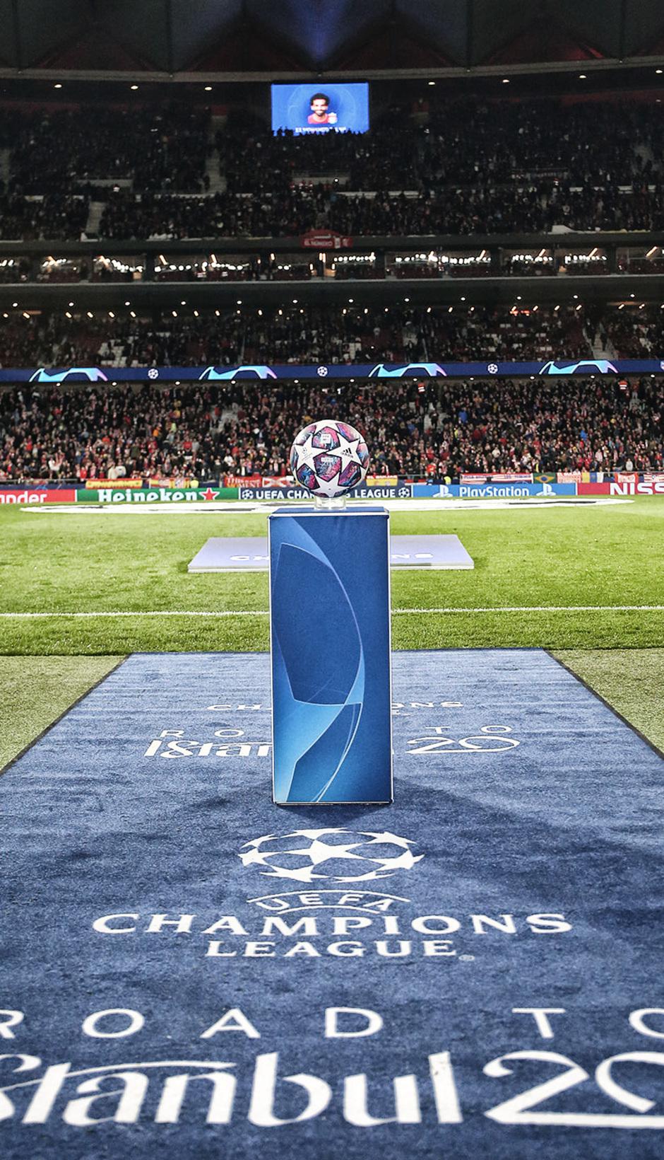 Temporada 19/20 | Atlético de Madrid - Liverpool | La otra mirada | Estadio