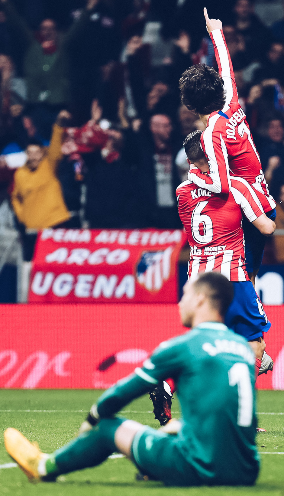 Temporada 2019/20 | Atlético de Madrid - Villarreal | Otra mirada | Celebración