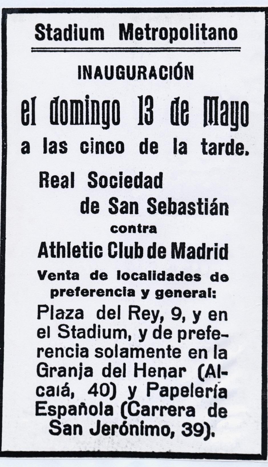 Stadium Metropolitano 2