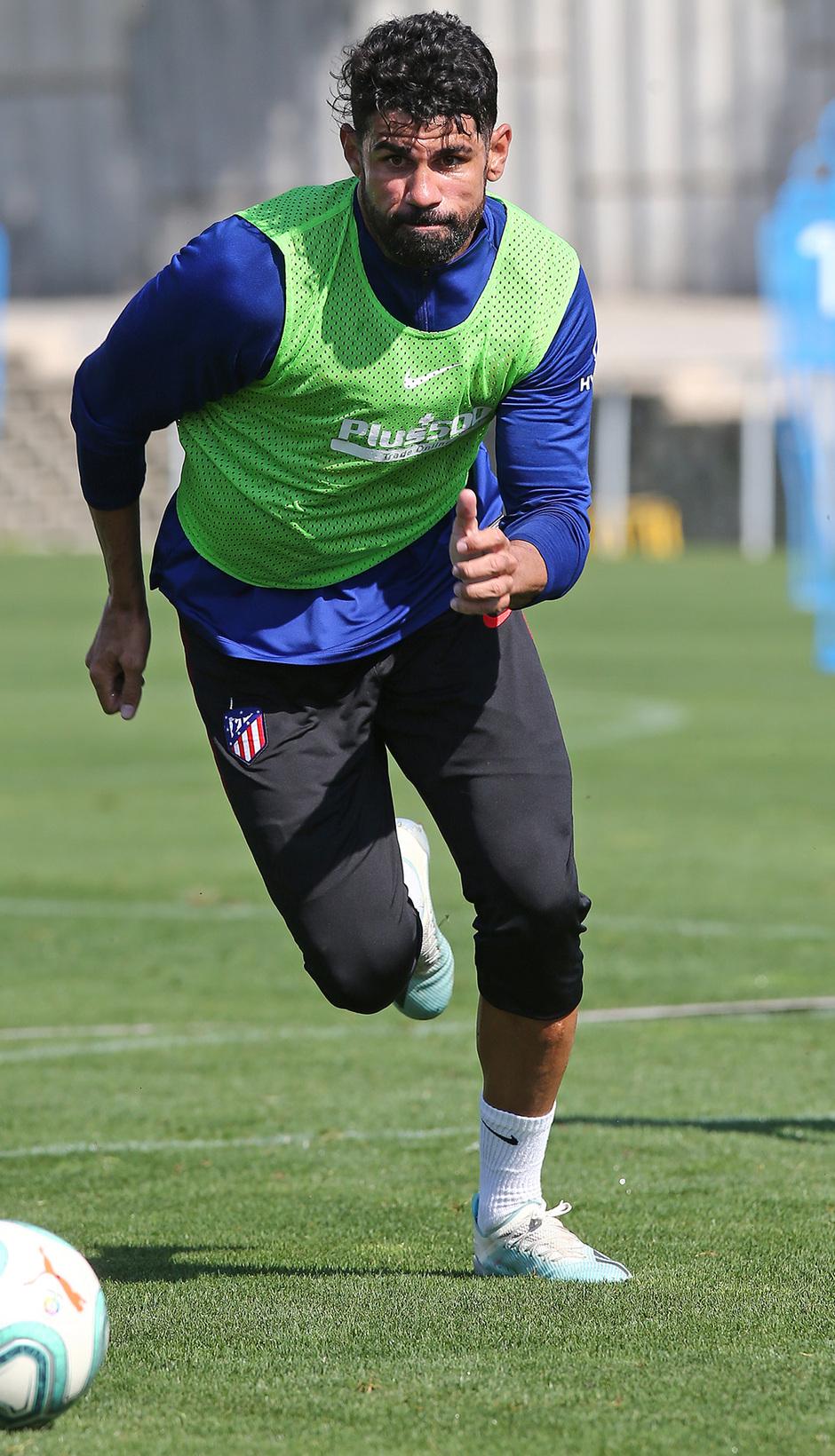 Temporada 19/20 | Entrenamiento primer equipo | Diego Costa