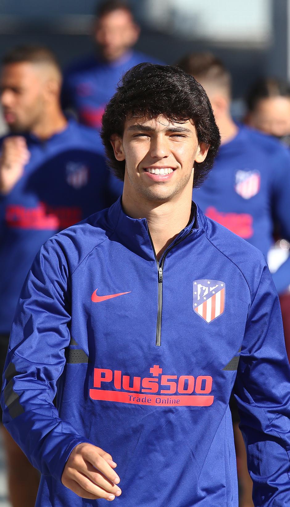 Temporada 19/20 | Entrenamiento primer equipo | 13/06/2020 | Joao Félix