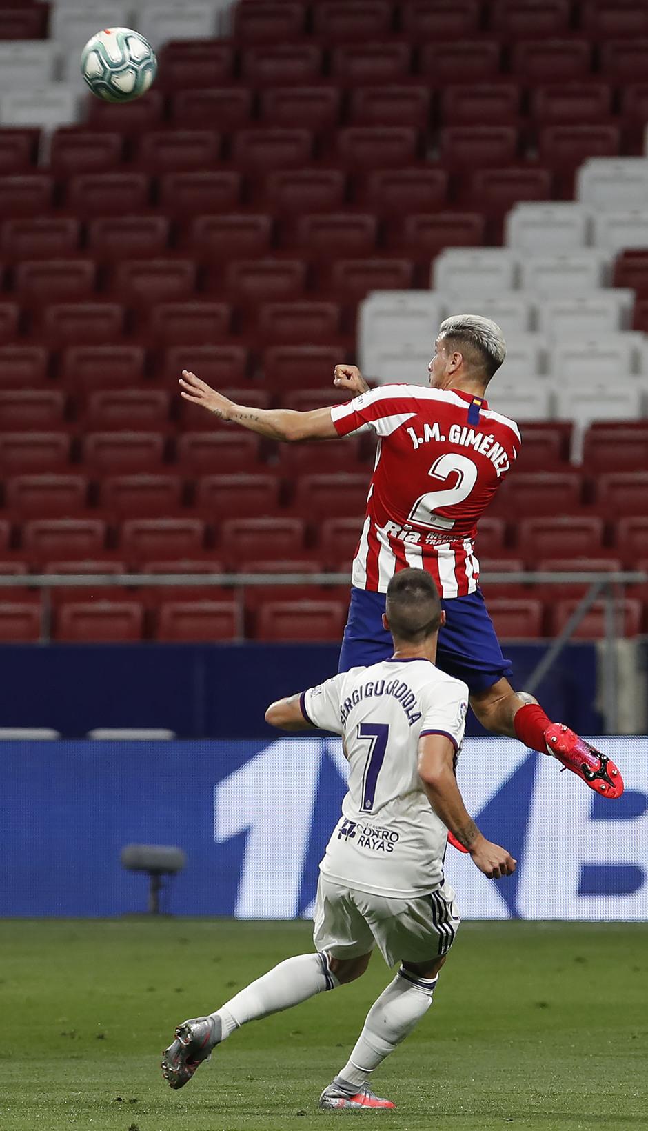 Temp 19/20 | Atlético de Madrid - Valladolid | Giménez