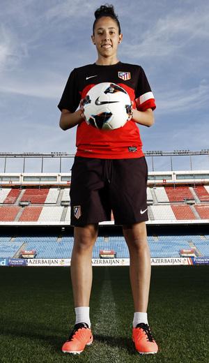 Lola Gallardo 2012-13