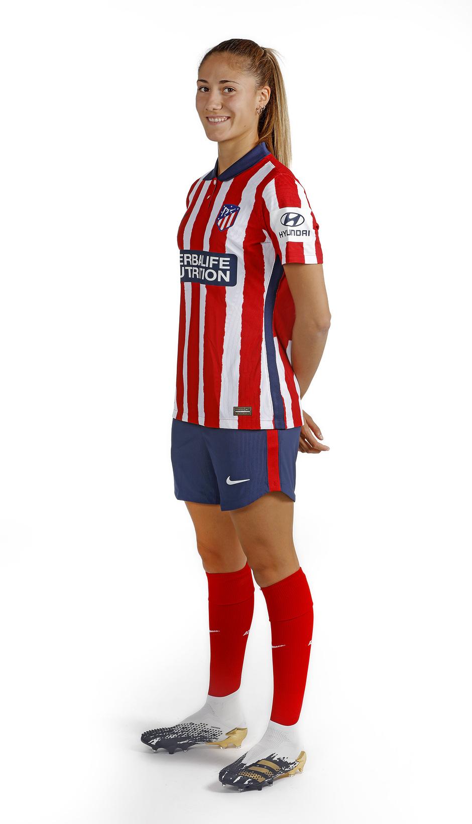 Temp. 20-21 | Shooting Atlético de Madrid Femenino | Laia Aleixandri