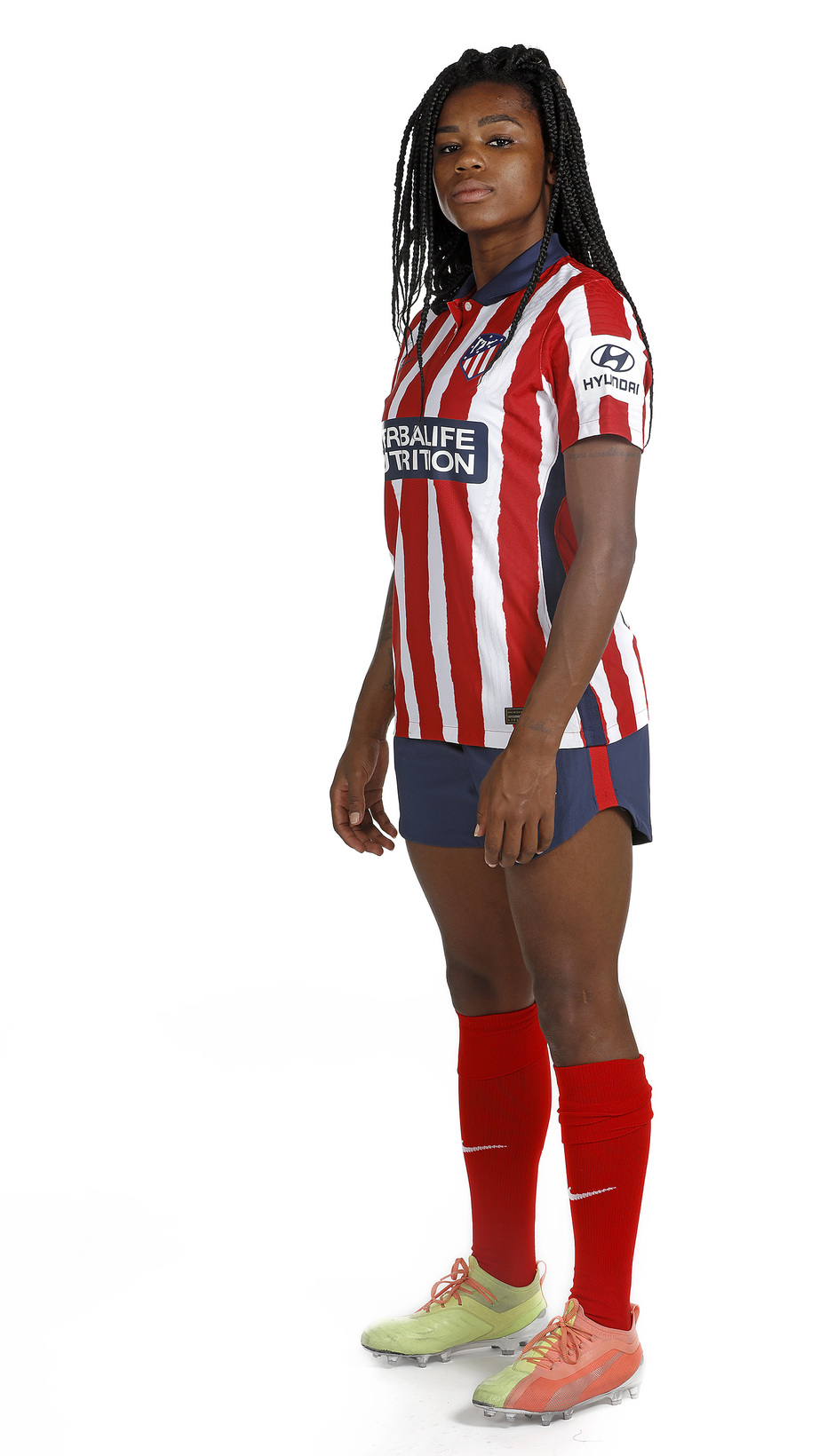 Temp. 20-21 | Shooting Atlético de Madrid Femenino | Ludmila