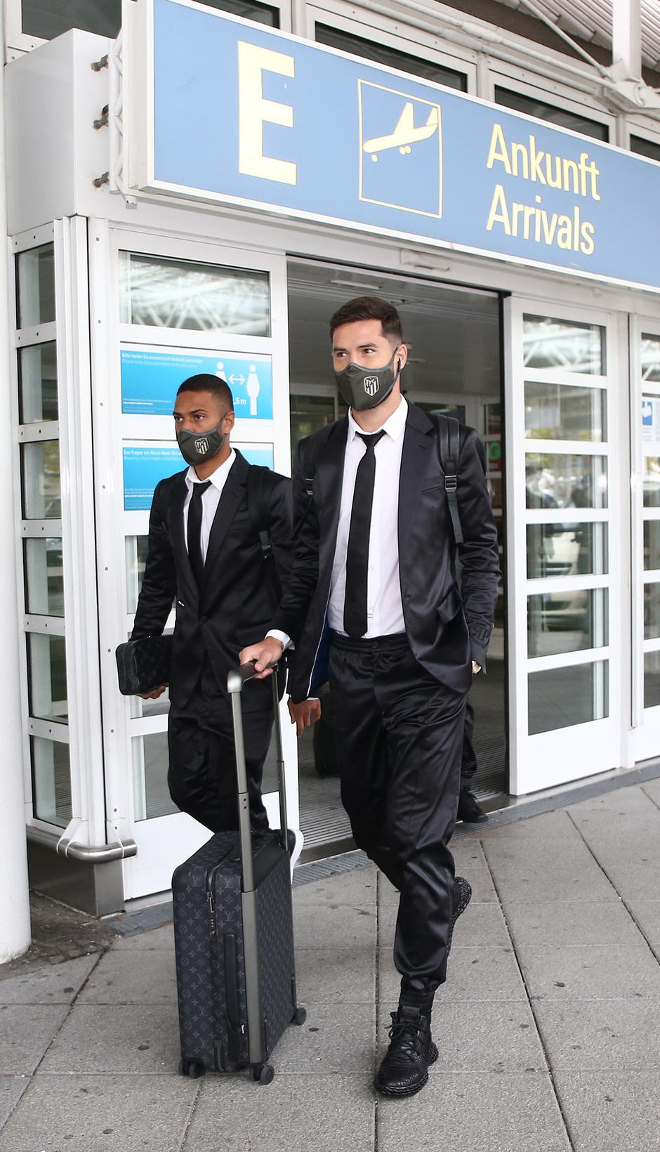 Temp: 20-21 | Llegada a Múnich | Liga de Campeones | Felipe