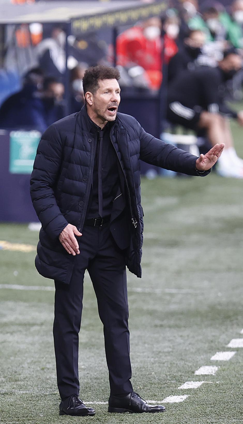 Temp. 20-21 | Cádiz - Atlético de Madrid | Simeone