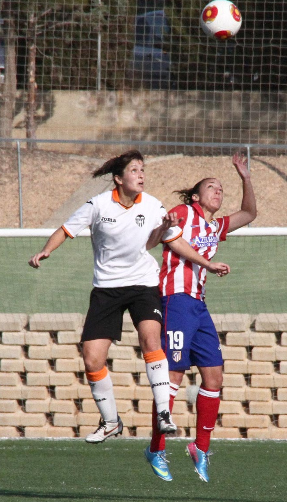 Temporada 2013-2014. Valencia-Atlético de Madrid Féminas