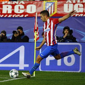 Temp. 16/17 | Atlético de Madrid - PSV | Koke