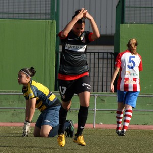 Llanos vs. Atleti Féminas 2