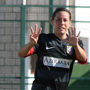 Llanos vs. Atleti Féminas