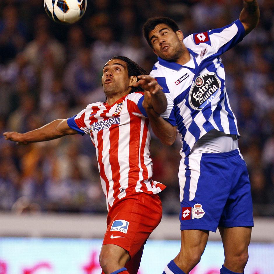 Temporada 12/13. Deportivo de La Coruña vs. Atlético de Madrid 14