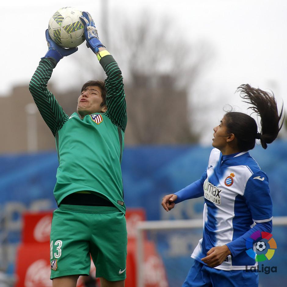 Temp. 16/17 | Espanyol - Atlético de Madrid Femenino | Paraluta