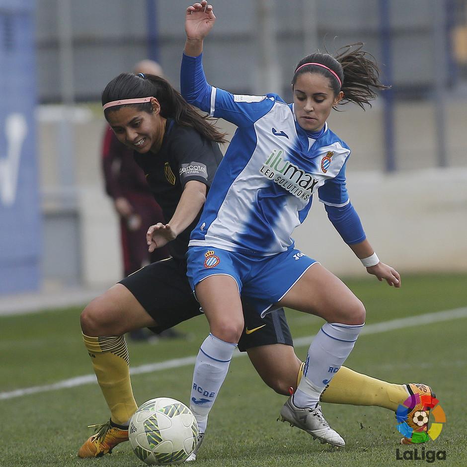 Temp. 16/17 | Espanyol - Atlético de Madrid Femenino | Kenti Robles
