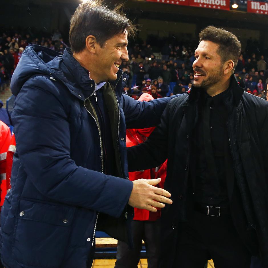 Temp. 16/17   Atlético de Madrid - Celta   Simeone