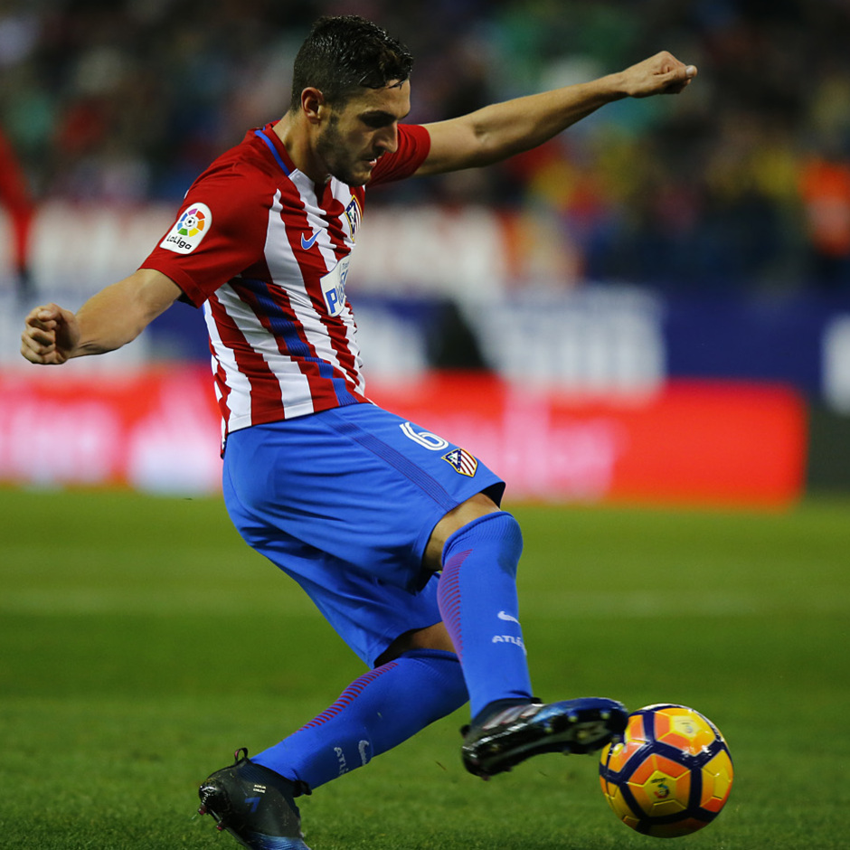 Temp. 16/17 | Atlético de Madrid - Celta | Koke