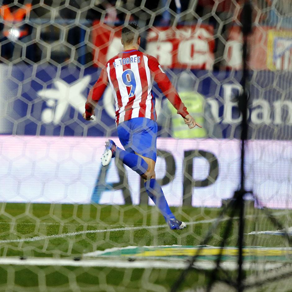 Temp. 16/17 | Atlético de Madrid - Celta | Fernando Torres