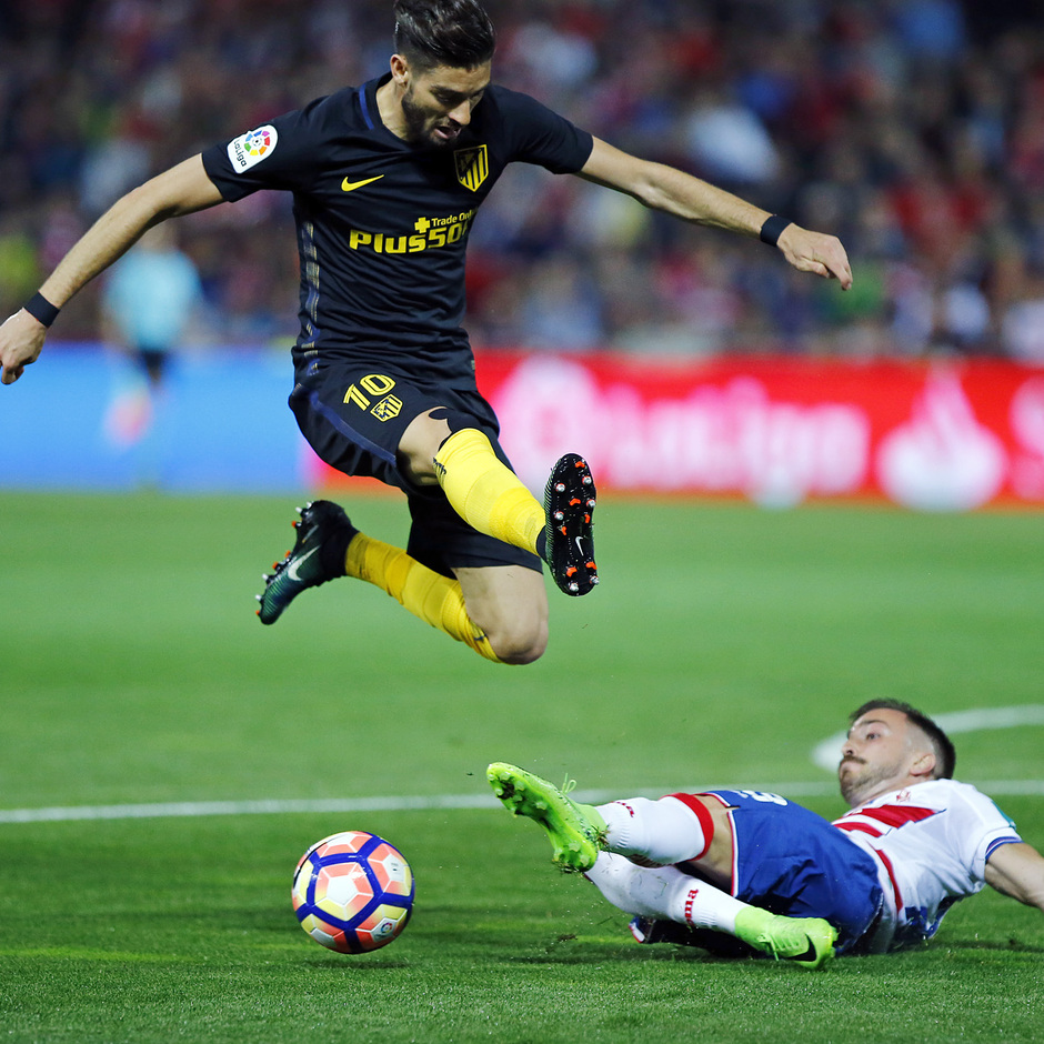 Temp. 16/17 | Granada - Atlético de Madrid | Carrasco