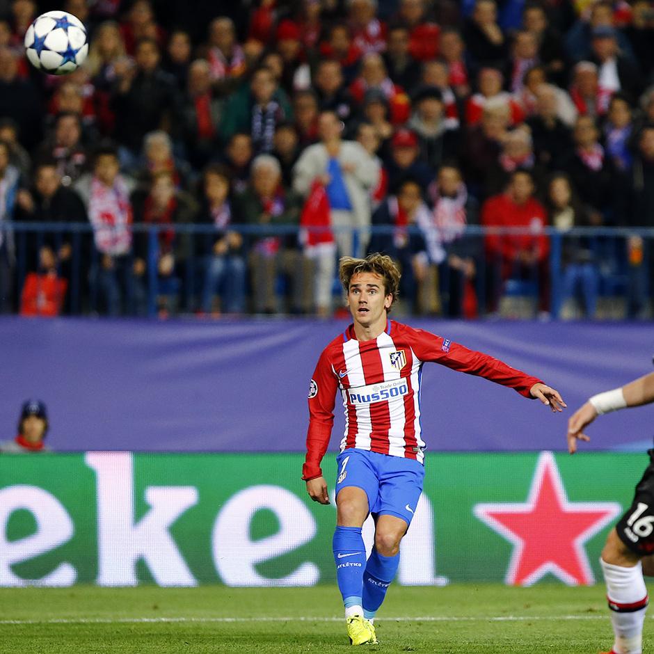 Temp. 16/17 | Atlético de Madrid - Bayer Leverkusen | Griezmann